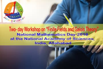 """Two- day Workshop on """"Finite Fields and Galois Theory"""""""