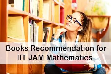 Books Recommendation for IIT JAM Mathematics